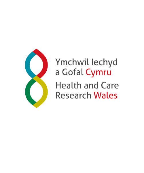 Health and Care Research Wales logo